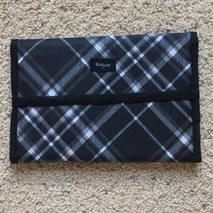 Thirty-One Fold-and-go Organizer W/Notepad